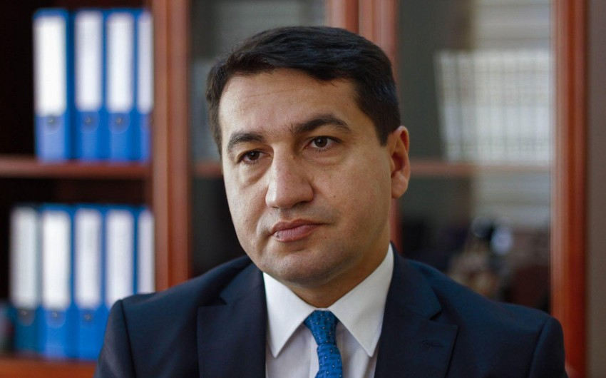 Hikmat Hajiyev: Ruined ghost town Aghdam is example of urbicide