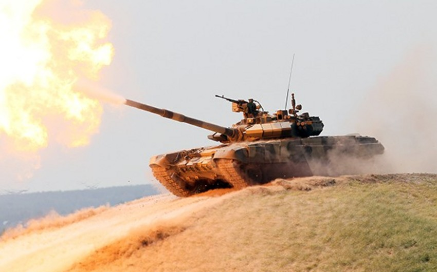 Nüsra cəbhəsi terrorçuları Suriyanın Həma əyalətinə tank hücumuna keçib