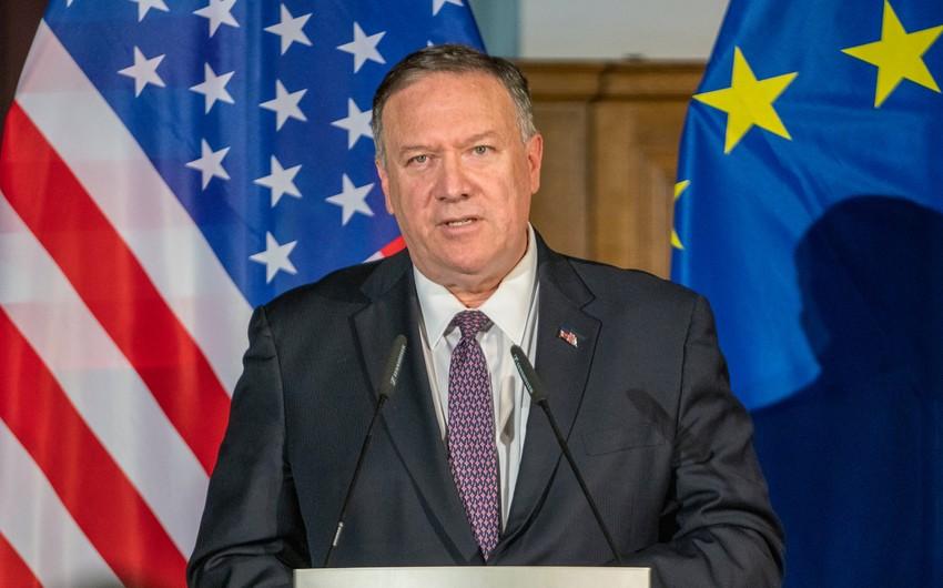 ABŞ dövlət katibi Azərbaycan və Ermənistanı danışıqları bərpa etməyə çağırıb