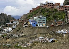 Оползень на севере Индии: 13 погибших, 30раненых