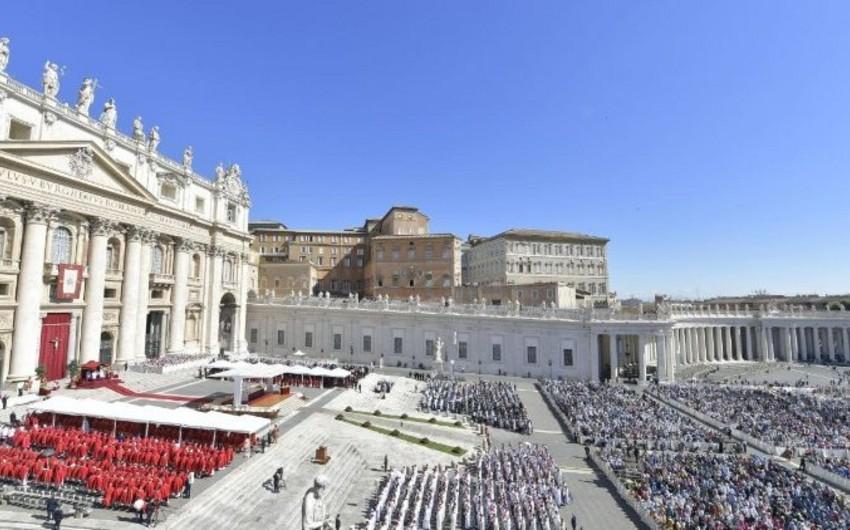Vatikanda Müqəddəs Peter Kilsəsi koronavirusa görə bağlanılır