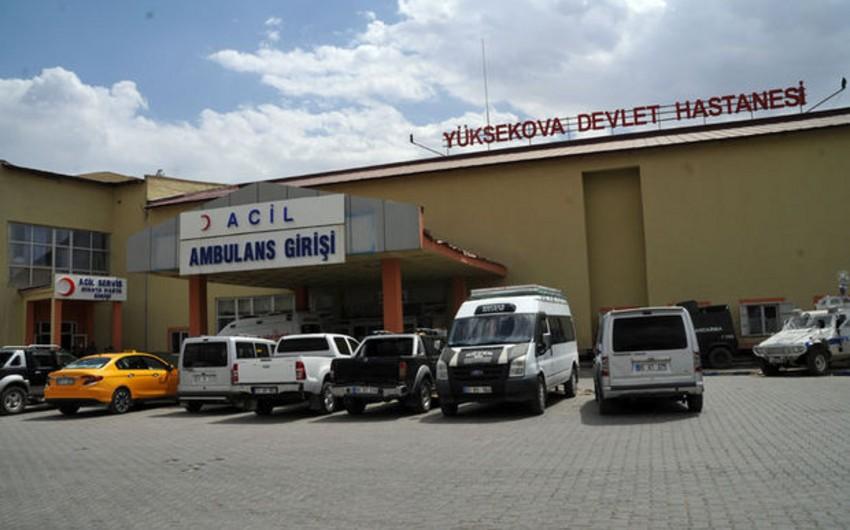 Türkiyədə terrorçular yol inşaatçılarına hücum edib, 2 nəfər ölüb, 2-si isə yaralanıb