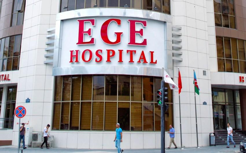 """Xarici vətəndaş """"Ege hospital""""dan tibbi yardım alan zaman ölüb - YENİLƏNİB"""