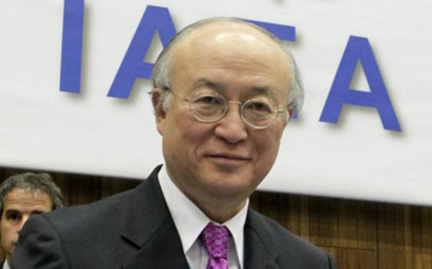 Yukiya Amano: Relations between Iran and IAEA now enter a new phase