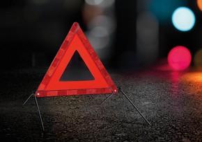 В Баку четыре человека пострадали в ДТП