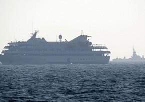 German military attacks Turkish humanitarian ship