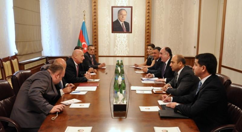 Мамедьяров: Между Азербайджаном и ЕС налажено стратегическое партнерство в сфере энергетики