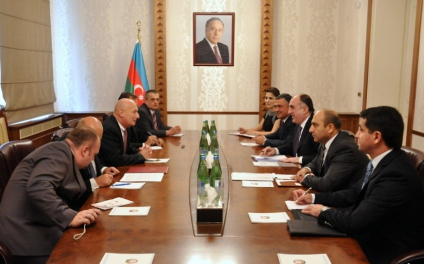 Nazir Elmar Məmmədyarov: Azərbaycan Avropa İttifaqı ilə enerji sahəsində strateji tərəfdaşlığa malikdir