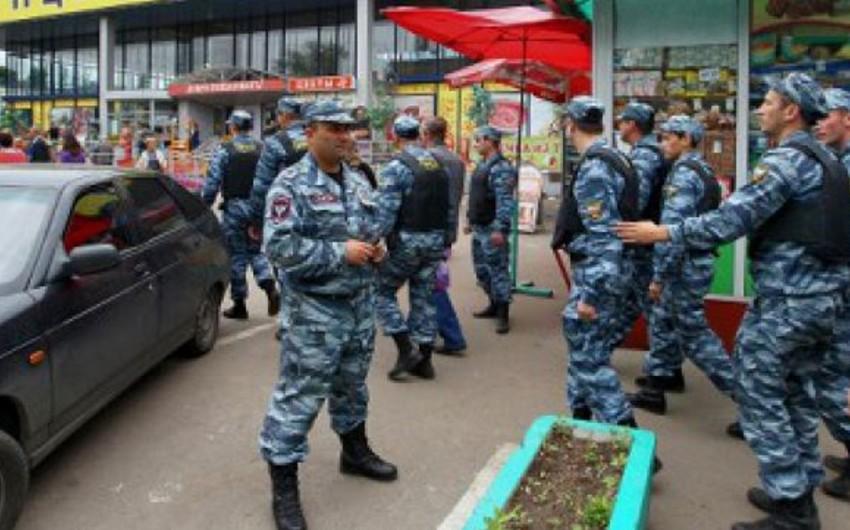 Moskva bazarında azərbaycanlılara silahlı hücum olub