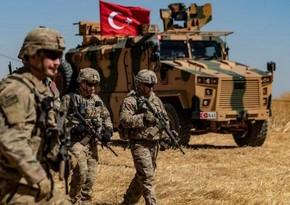 Türkiyə Silahlı Qüvvələri PKK-nın 5terrorçusunu zərərsizləşdirib