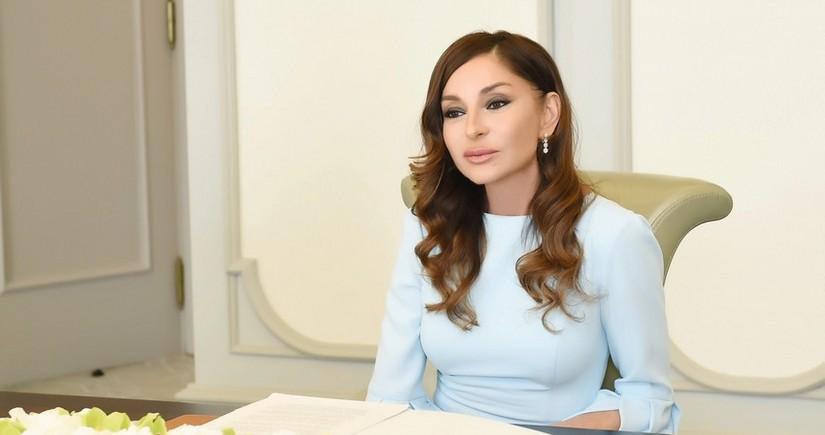 Mehriban Əliyeva Zəngilandan daha bir paylaşım edib