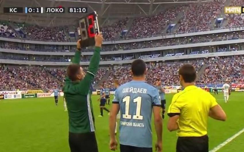 Ramil Şeydayevin çıxış etdiyi klubun Rusiya Kubokunda ilk rəqibi müəyyənləşib