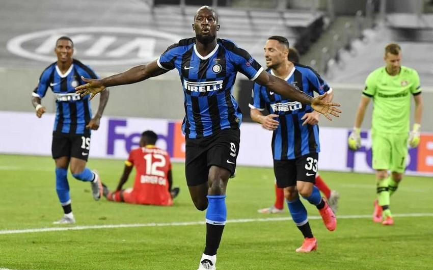 Итальянский Интер вышел в полуфинал Лиги Европы