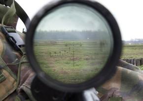 Армяне нарушили режим прекращения огня 35 раз