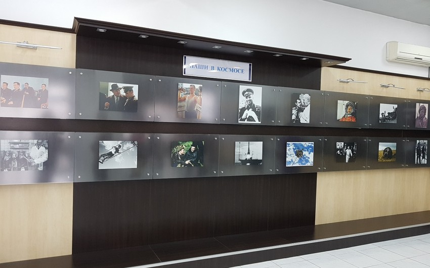 Baku hosts 'Our People in Space' photo exhibition