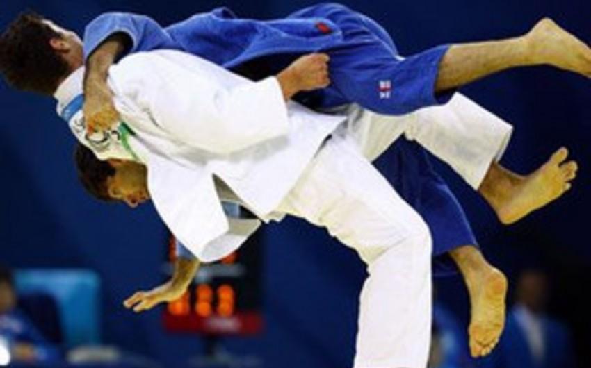 Azərbaycan cüdoçuları Mərakeşdə keçirilən beynəlxalq turnirdə iki medal qazanıb