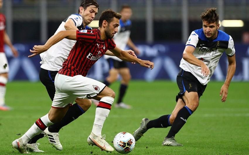 Аталанта нанесла Милану поражение в Серии А