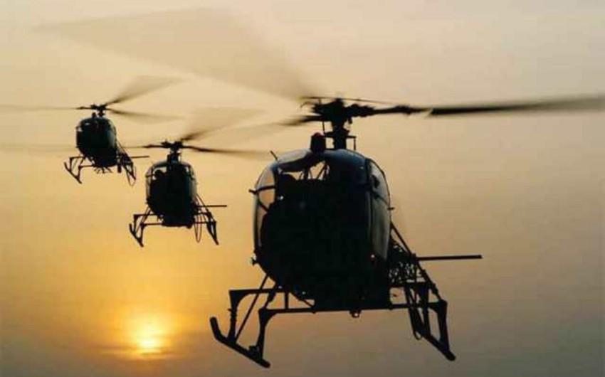 Əfqanıstan ordusunun helikopterləri ölkənin şimalındakı bazarı atəşə tutub, 25 nəfər yaralanıb