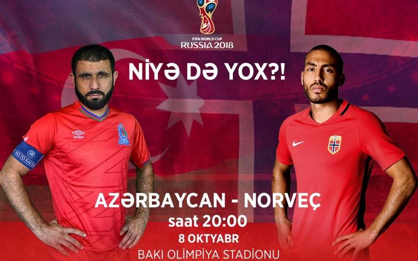 Azərbaycan-Norveç oyunu üçün skyboxların qiymətləri açıqlanıb