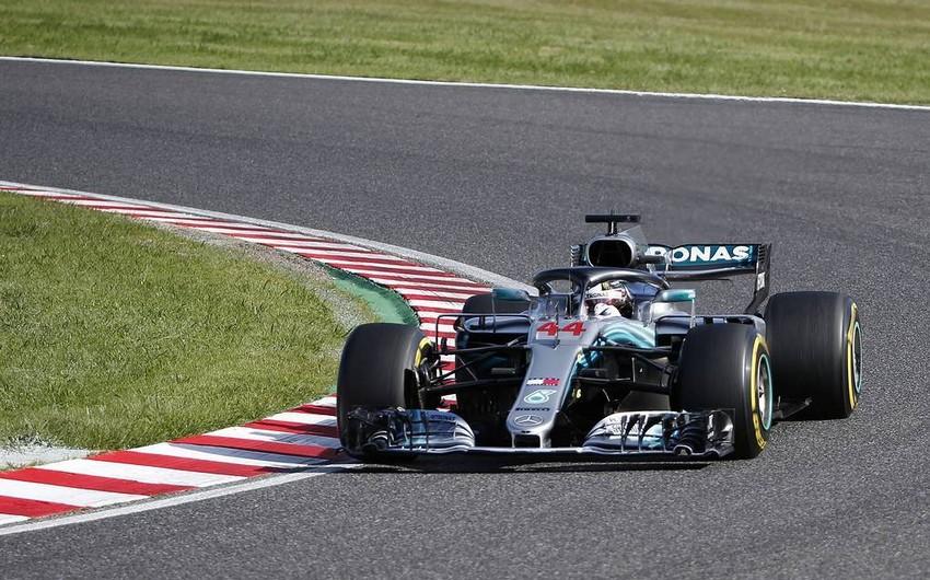 Formula 1: Böyük Britaniya Qran-prisi start götürüb