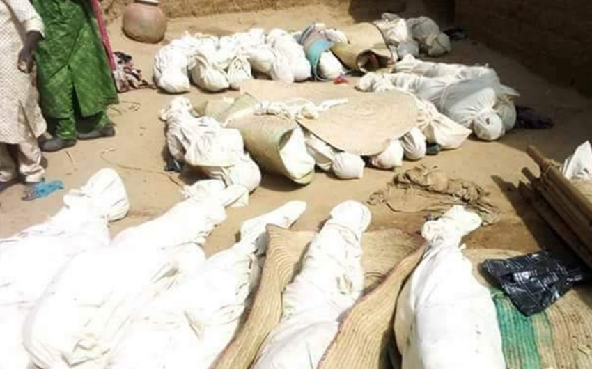 Nigeriyada qoyun sürüsü üstündə atışma olub, 36 nəfər ölüb
