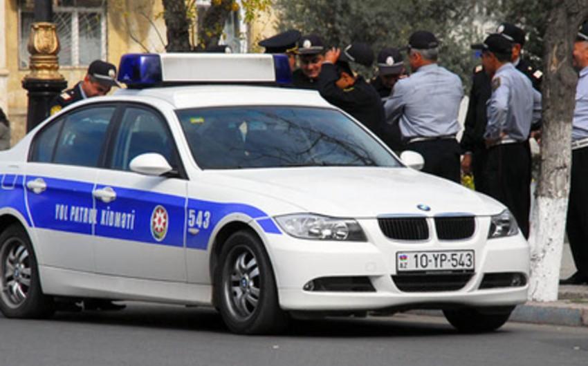 Bakıda yol polisini öldürən oğlanın atası saxlanılıb