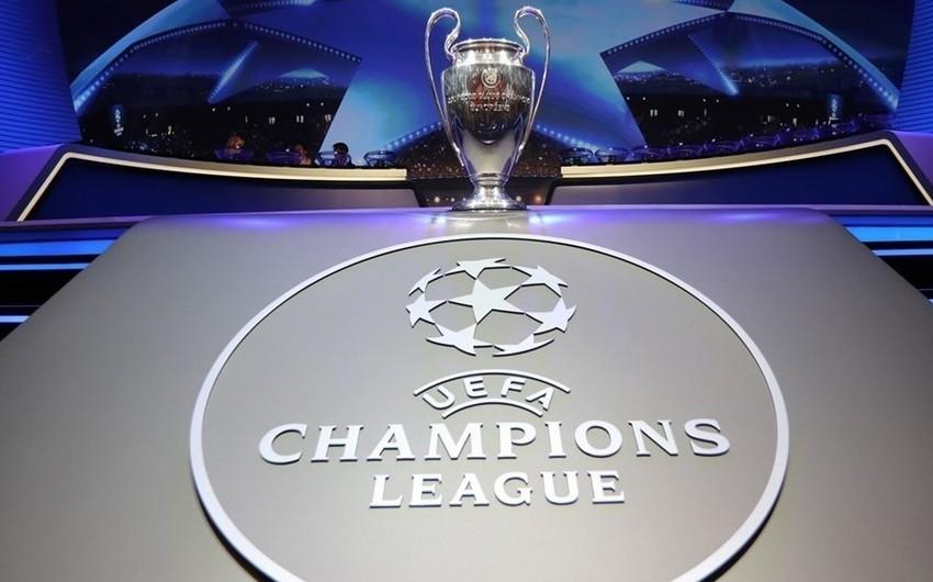 Результаты жеребьёвки группового этапа Лиги чемпионов в сезоне-2018/19