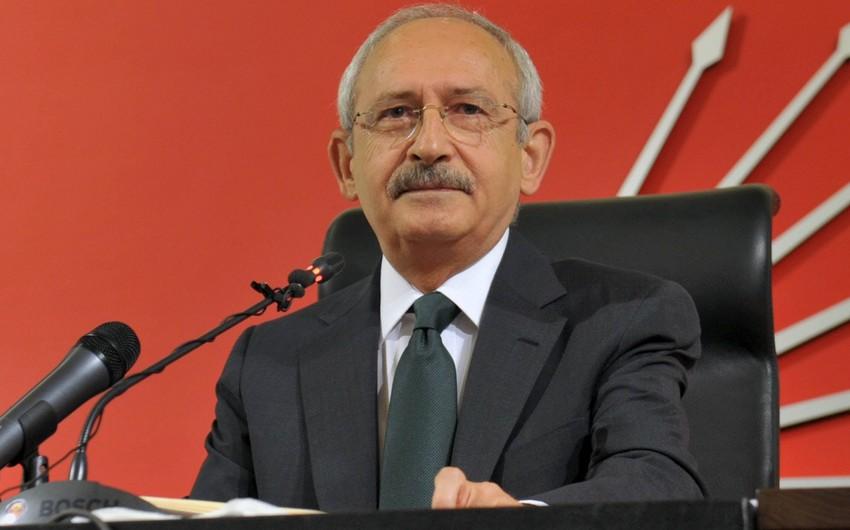 Оппозиционный лидер Турции: Со мной все в порядке и сейчас я в надежном месте