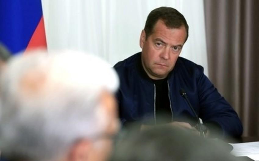 Премьер-министр России заподозрил умышленный поджог леса в Сибири