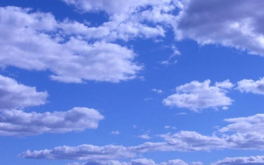Ölkə ərazisində sabaha gözlənilən hava proqnozu açıqlanıb