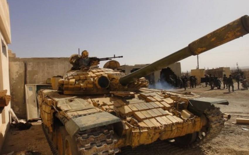 Suriyada 15 yaşayış məntəqəsi İŞİD-dən azad edilib