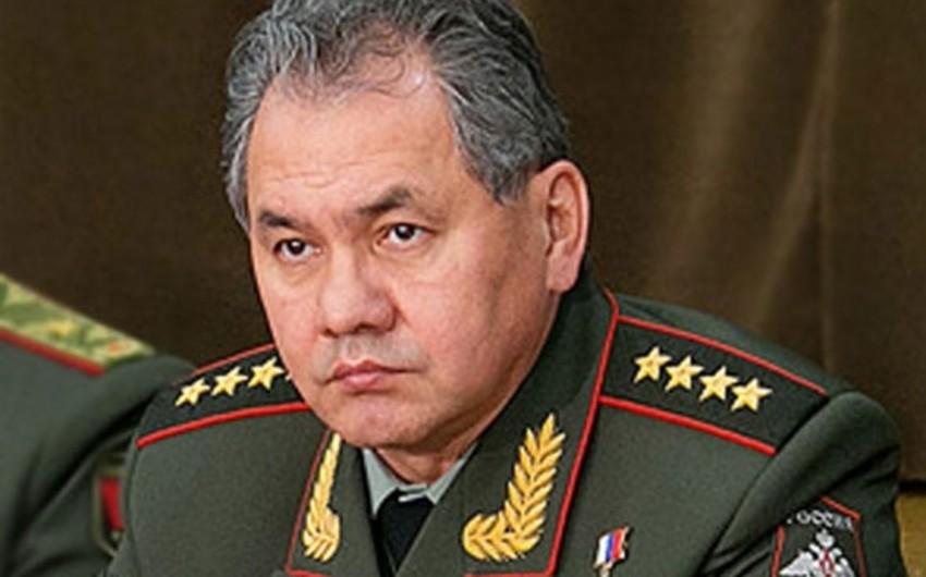 Rusiyanın müdafiə naziri İrana gedəcək