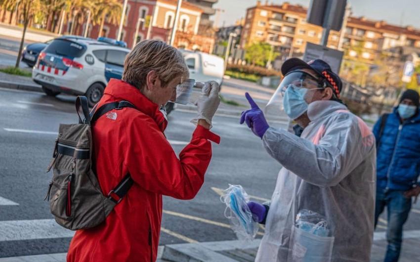 Portuqaliyada koronavirusa yoluxanların sayı 27 200-ü ötdü