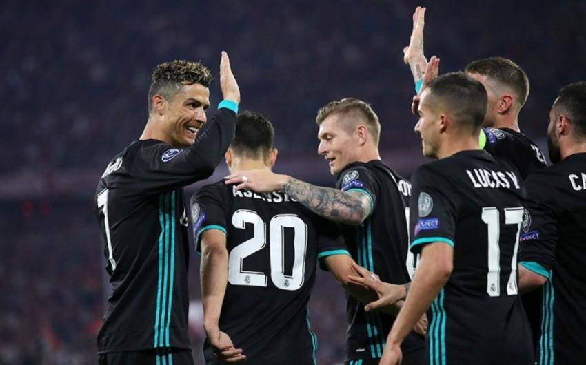 Реал стал первым клубом, одержавшим 150 побед в Лиге чемпионов
