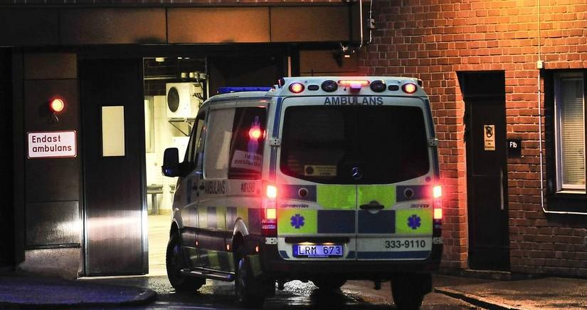 В Швеции 23 человека попали в больницу после взрыва в жилом доме