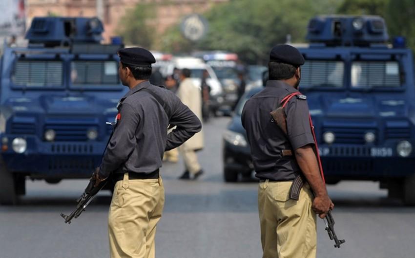 Pakistanın 7 sərhədçisi terror hücumları nəticəsində ölüb
