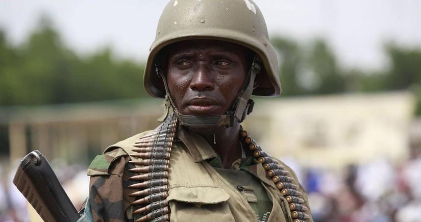 ВВС Нигерии нейтрализовали десятки террористов