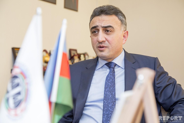 Azərbaycan Vəkillər Kollegiyasının sədri Anar Bağırov / Report