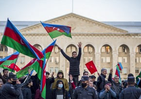 Ceymstaun Fondu: Qarabağ müharibəsinin başa çatması region üçün yeni imkanlar açdı