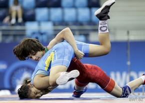 Güləşçilərimiz dünya çempionatında 8 medal qazandı