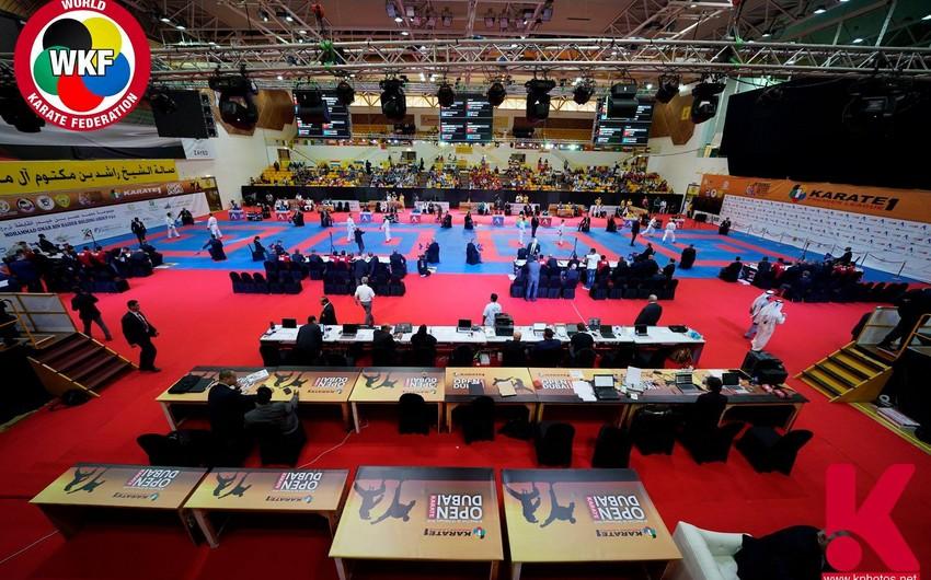 Azərbaycanın 19 karateçisi Premyer Liqa turnirində iştirak edəcək