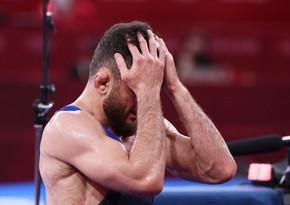 Токио-2020: Гаджи Алиев завоевал серебряную медаль