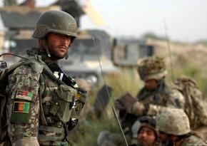 """Əfqanıstanda """"talibançı""""ların hücumu zamanı 8 hərbçi öldürülüb, yaralılar var"""