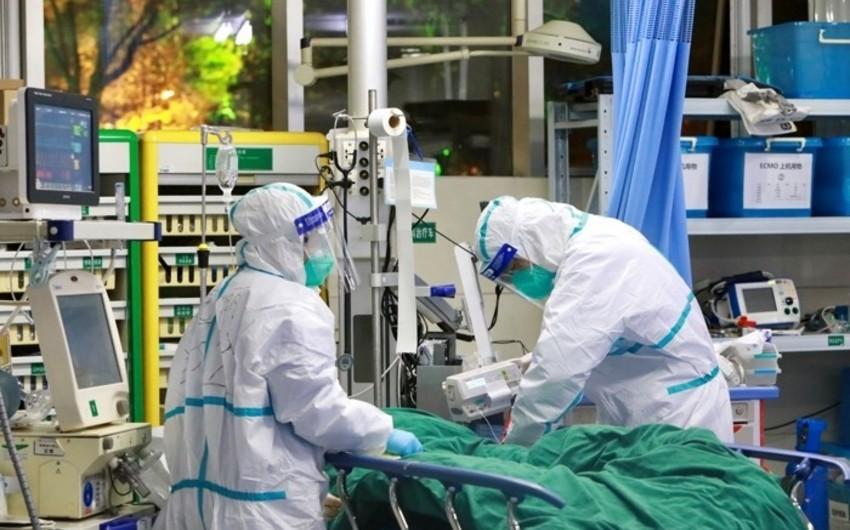 Britaniyada son sutkada 800-dən çox insan koronavirusdan ölüb