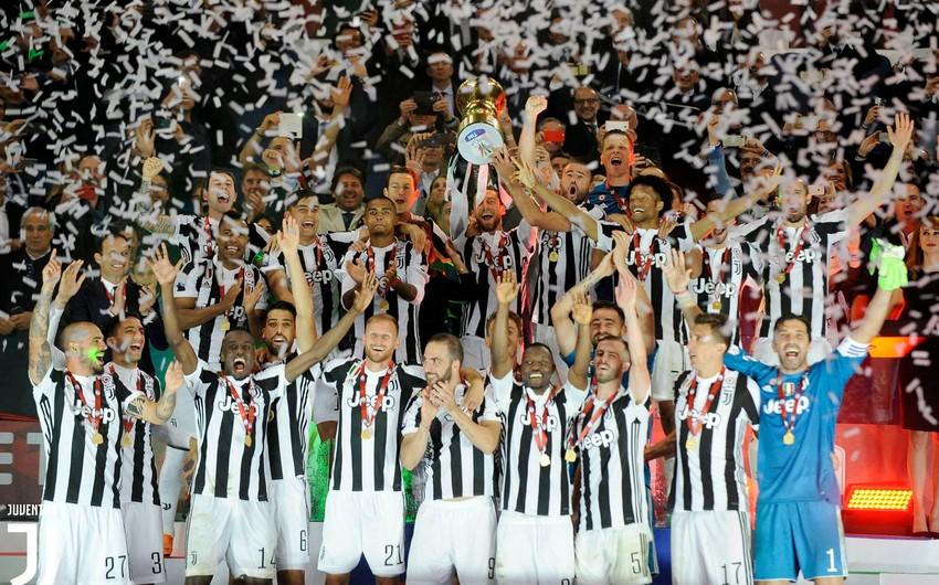 Yuventus İtaliya Kubokunun finalında Milanı darmadağın edib - VİDEO