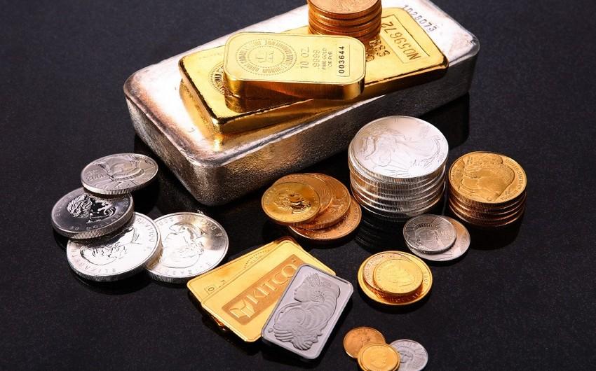 Azərbaycanda qızıl istehsalı azalıb, gümüş istehsalı artıb