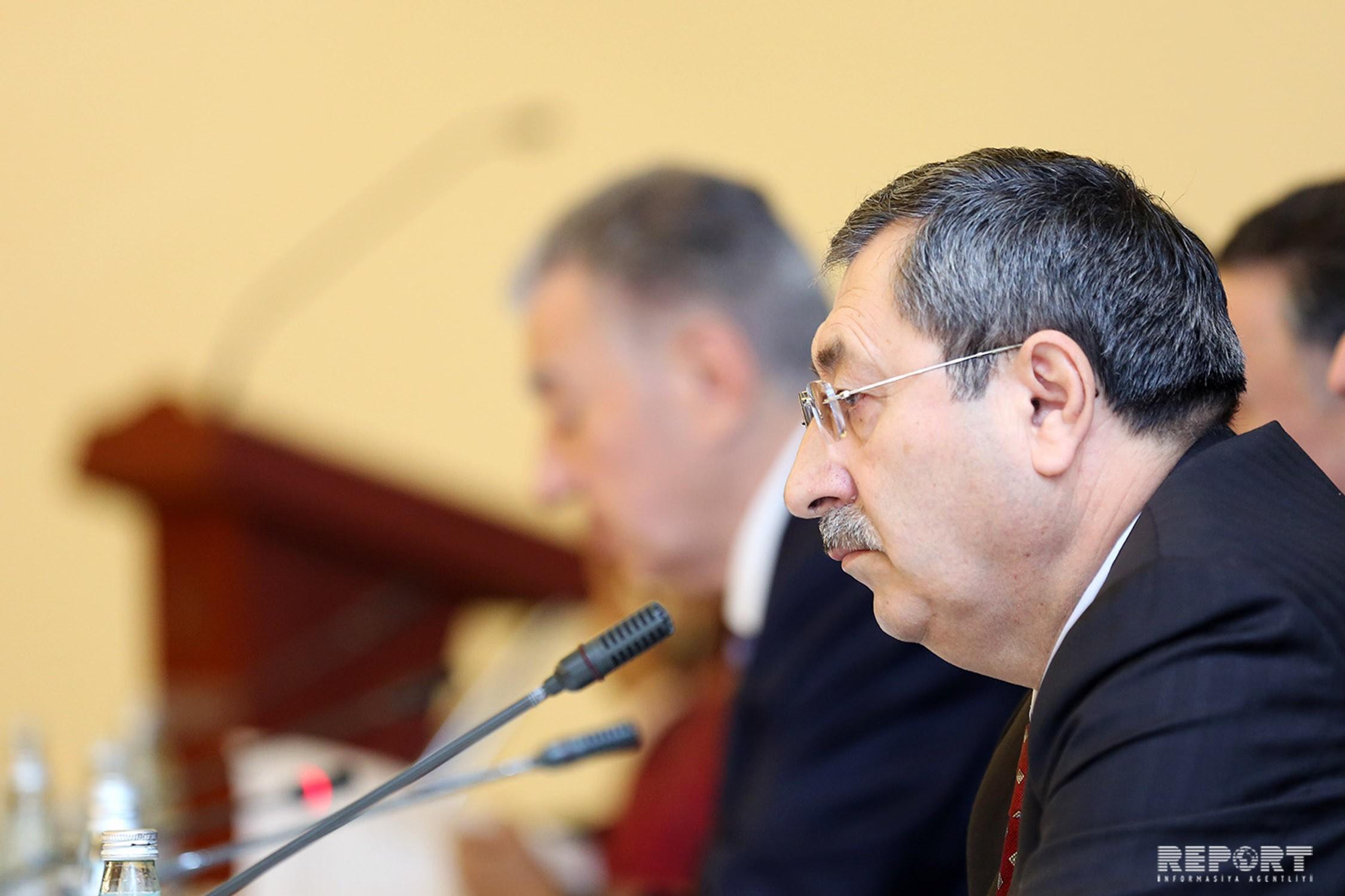 Халаф Халафов: Провести заседание рабочей группы по Каспию в ноябре не удастся - ИНТЕРВЬЮ