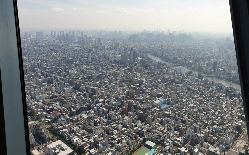 Tokyo Skytree - Highest TV tower in the world - PHOTO REPORT
