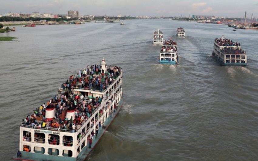 Myanmada bərə aşıb, azı 20 nəfər ölüb