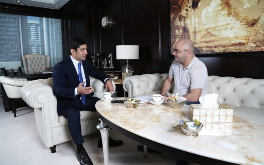 Anar Aliyev has shown all the aces - INTERVIEW